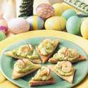 After Easter Shrimp Toast