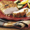 Tarragon-Crusted Chicken