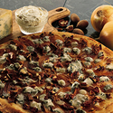 Gorgonzola and Caramelized Onion Pizza