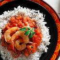 Barra Vieja Beach Styled Shrimp
